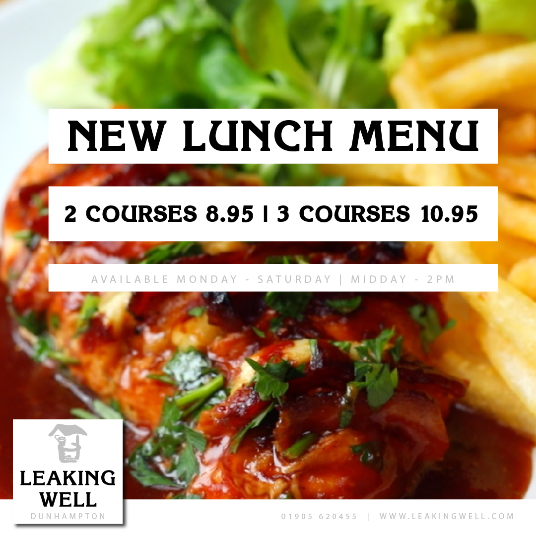 The Leaking Well Lunch