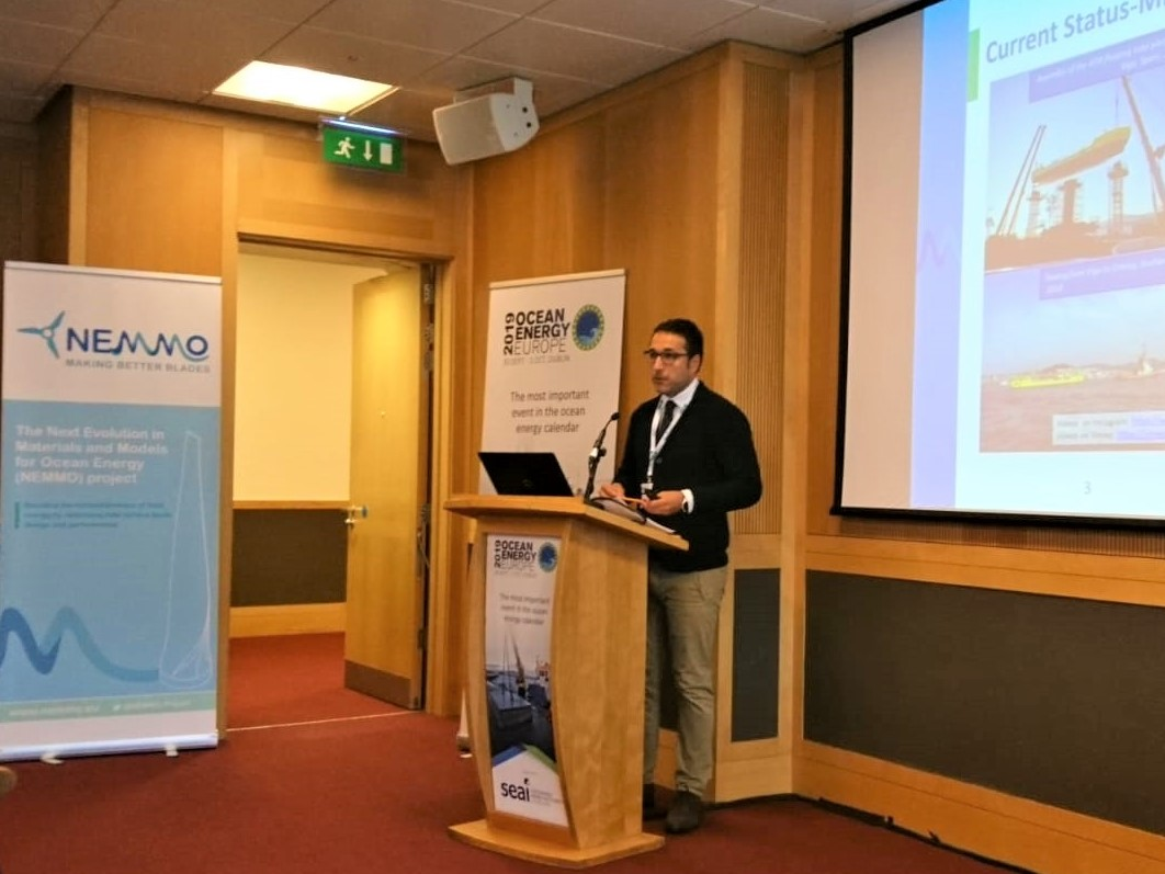 NEMMO Project's Role In Reducing Cost Of Tidal Power Presented At OEE2019