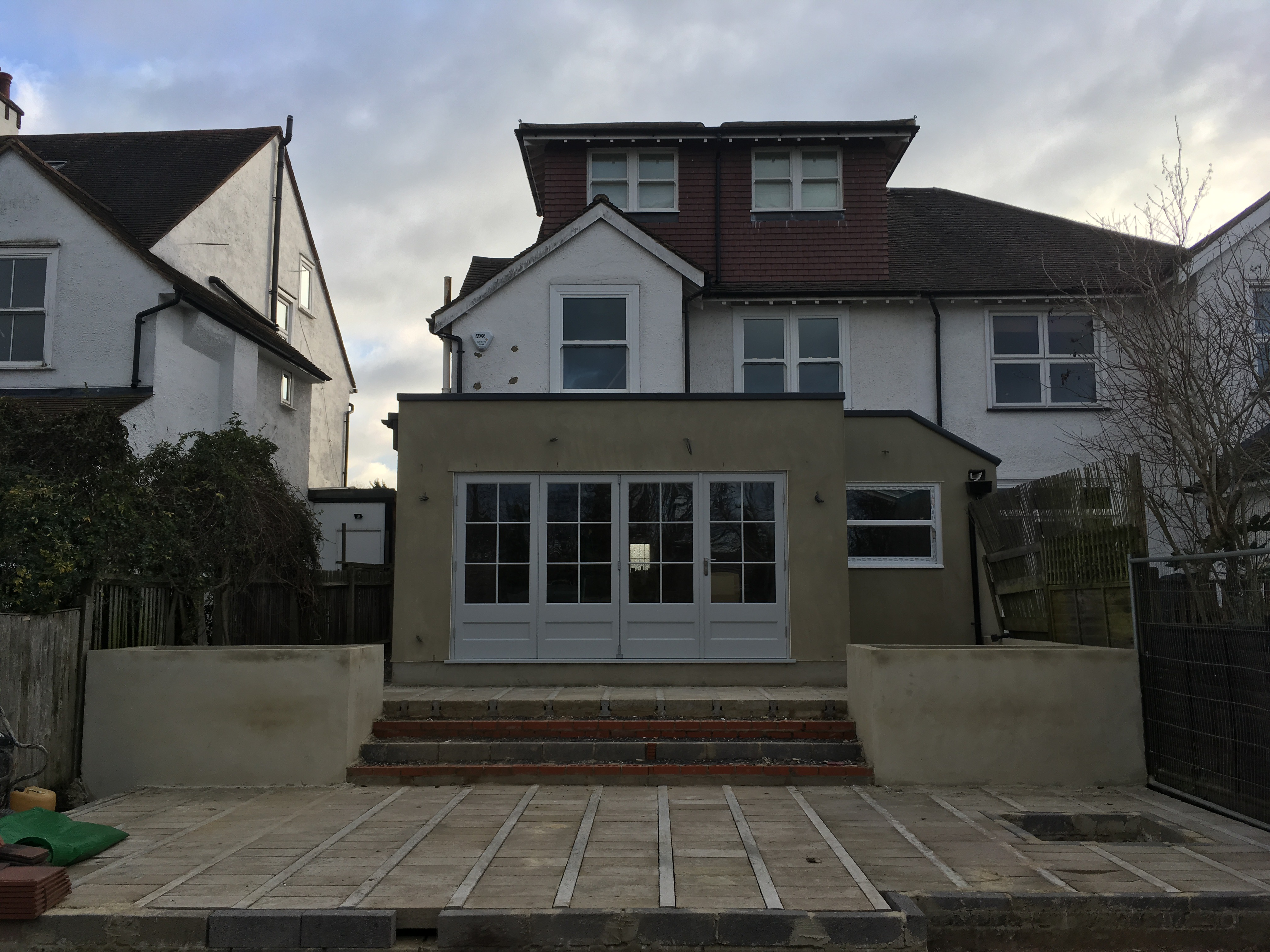 Cheam extension
