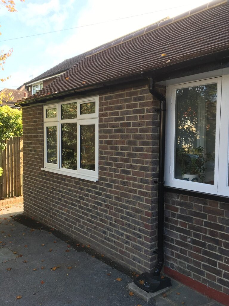Front/side extension in Ewell Village conservation area