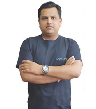 Ashish Agrawal - CHIEF EXECUTIVE OFFICER at SmartMobe