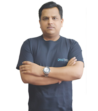 Ashish Agrawal - CHIEF EXECUTIVE OFFICER at SmartMobe