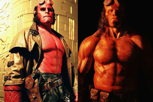 Hellboy on Movies
