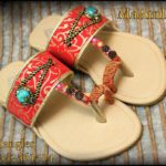 Casual Chappal Designs For Women By Triangle 2015