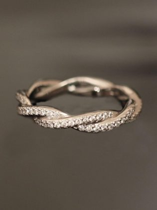 Amazing Double Ring Jewellery Designs To Look For