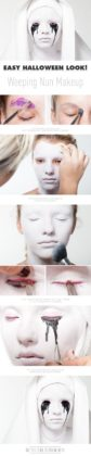 Scary Halloween Makeup Tutorials For This Season