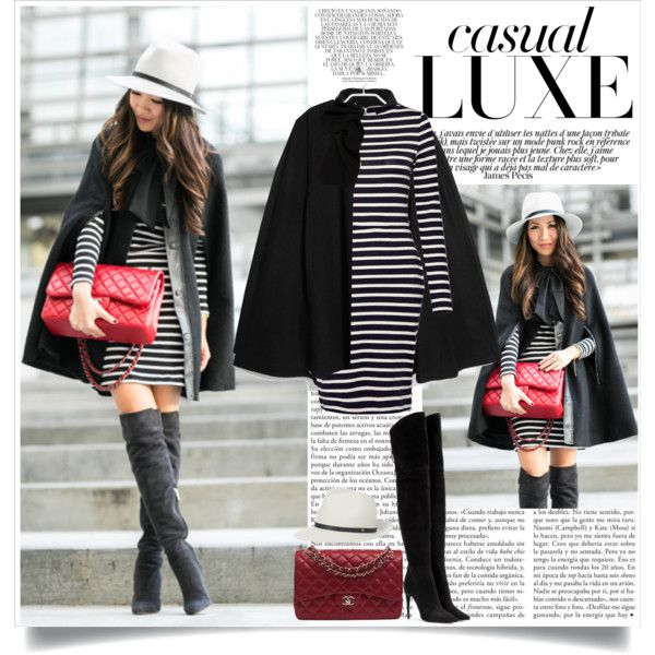 winter polyvore outfits