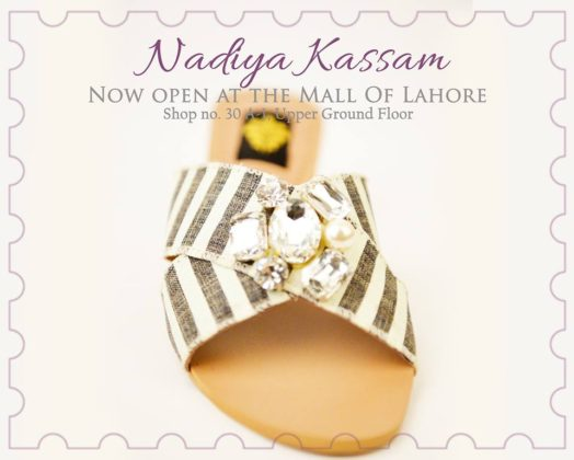 Casual Chappal Footwear For Girls By Nadiya Kassam 2016