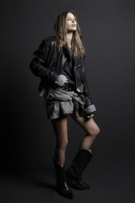 Leather Jacket Designs For Women This Fall Season