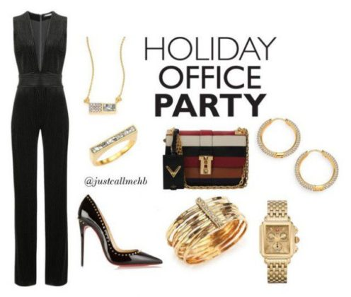 Office party wear outfits