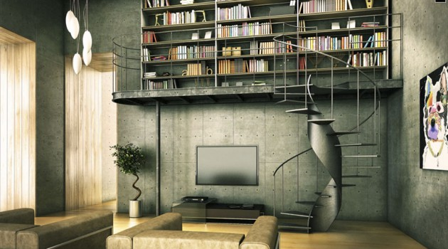 Amazing Industrial Interior Design You Should See