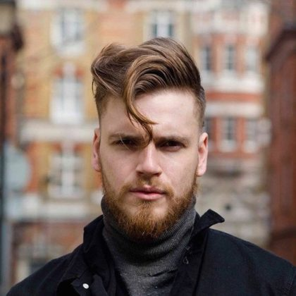 Men Hairstyles For The Winter & Spring Season
