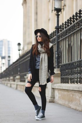 Sneakers With Outfits For This Season Styling 2016