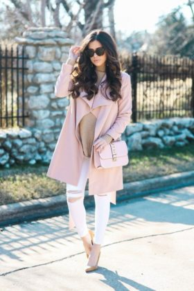 Winter-Spring Outfit Ideas Every Girl Should Copy