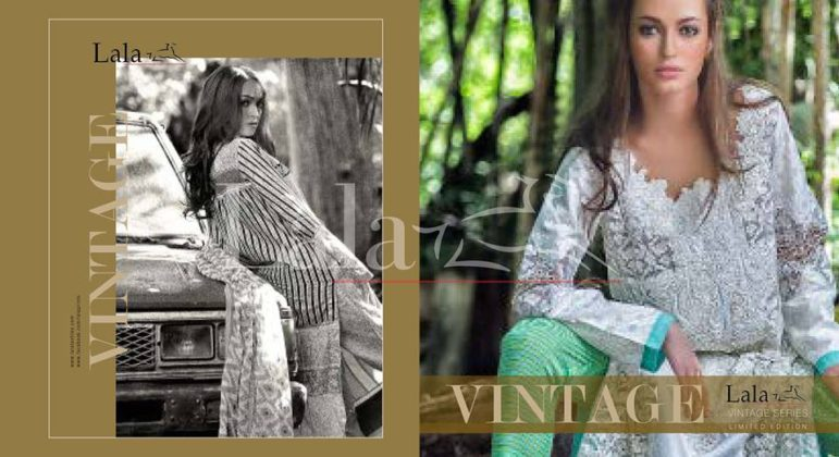 Lala Textiles Vintage Series Summer Collection 2016