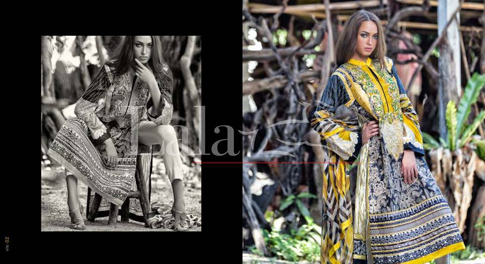 Lala Textiles Vintage Series Summer Collection