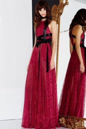Zuhair Murad Ready To Wear Collection Wild Nights In LA 2016