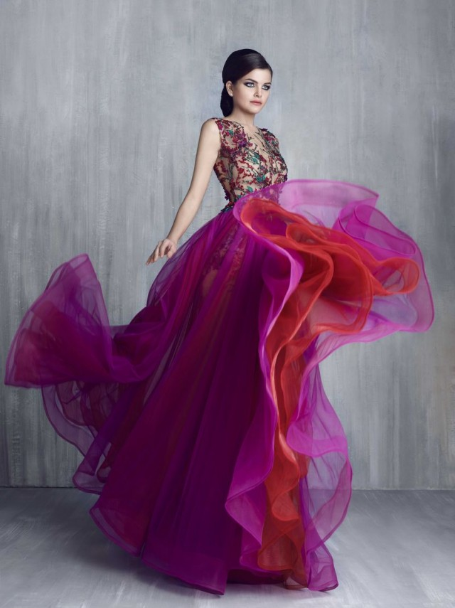 Summer Party Wear Gowns