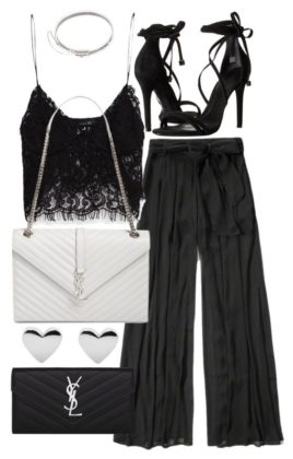 Night Party Polyvore Dresses For Summer Events