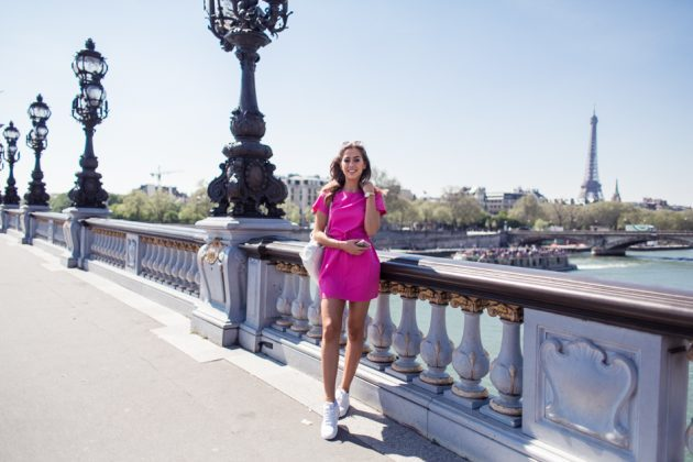 Summer Pink Outfits To Make You Stylish In 2016