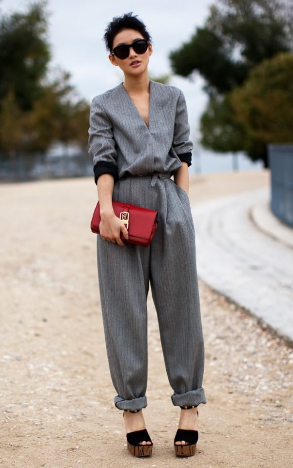 Formal Jumpsuits That Can Be Tried In Autumn Season 3