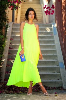 Pleated Dresses Autumn Season Looks That You Need To Copy
