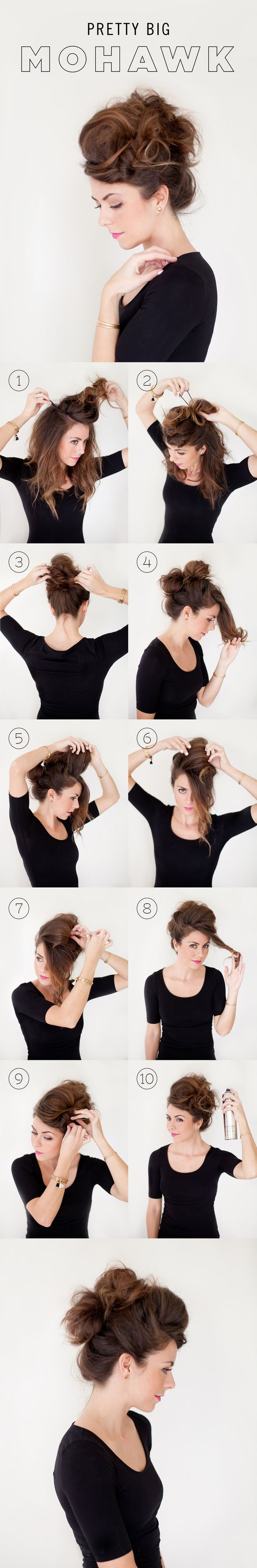 9 Easy DIY Hairstyles Tutorials For Stunning Looks