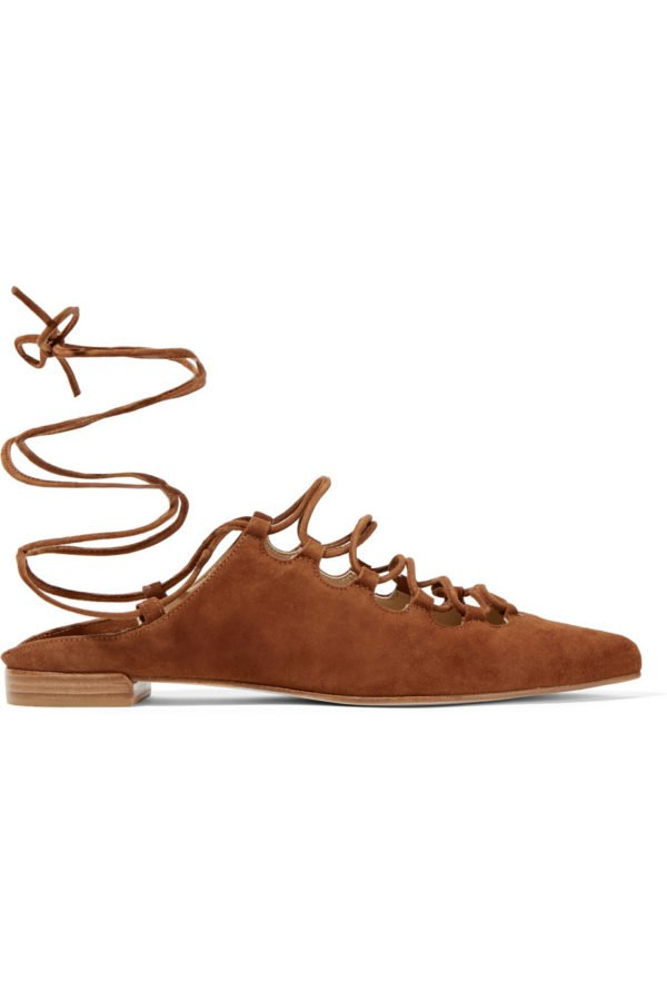 Lace Up Shoes For Stylish Look This Season