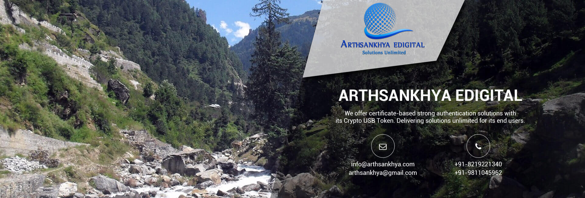 WELCOME TO ARTHSANKHYA EDIGITAL PRIVATE LIMITED