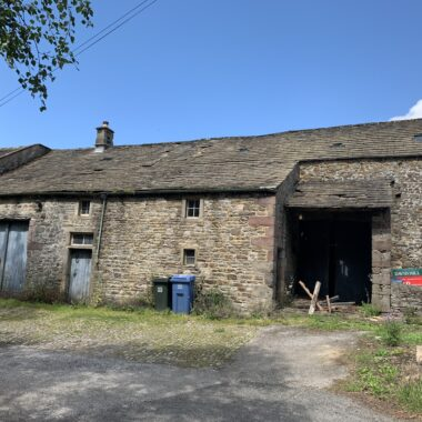 Derelict House & Barn Renovation in Rylston, Skipton