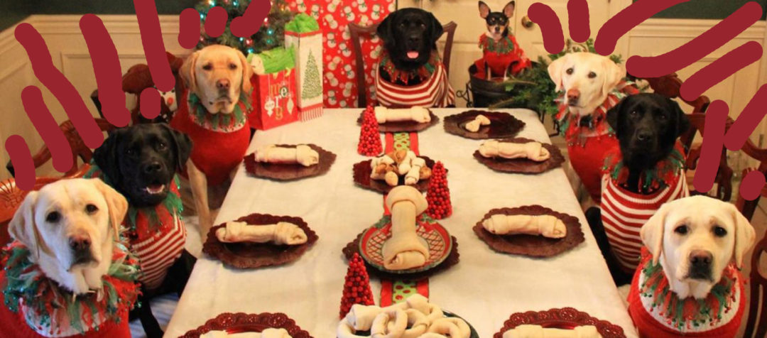 STYLE YOUR CHRISTMAS TABLE