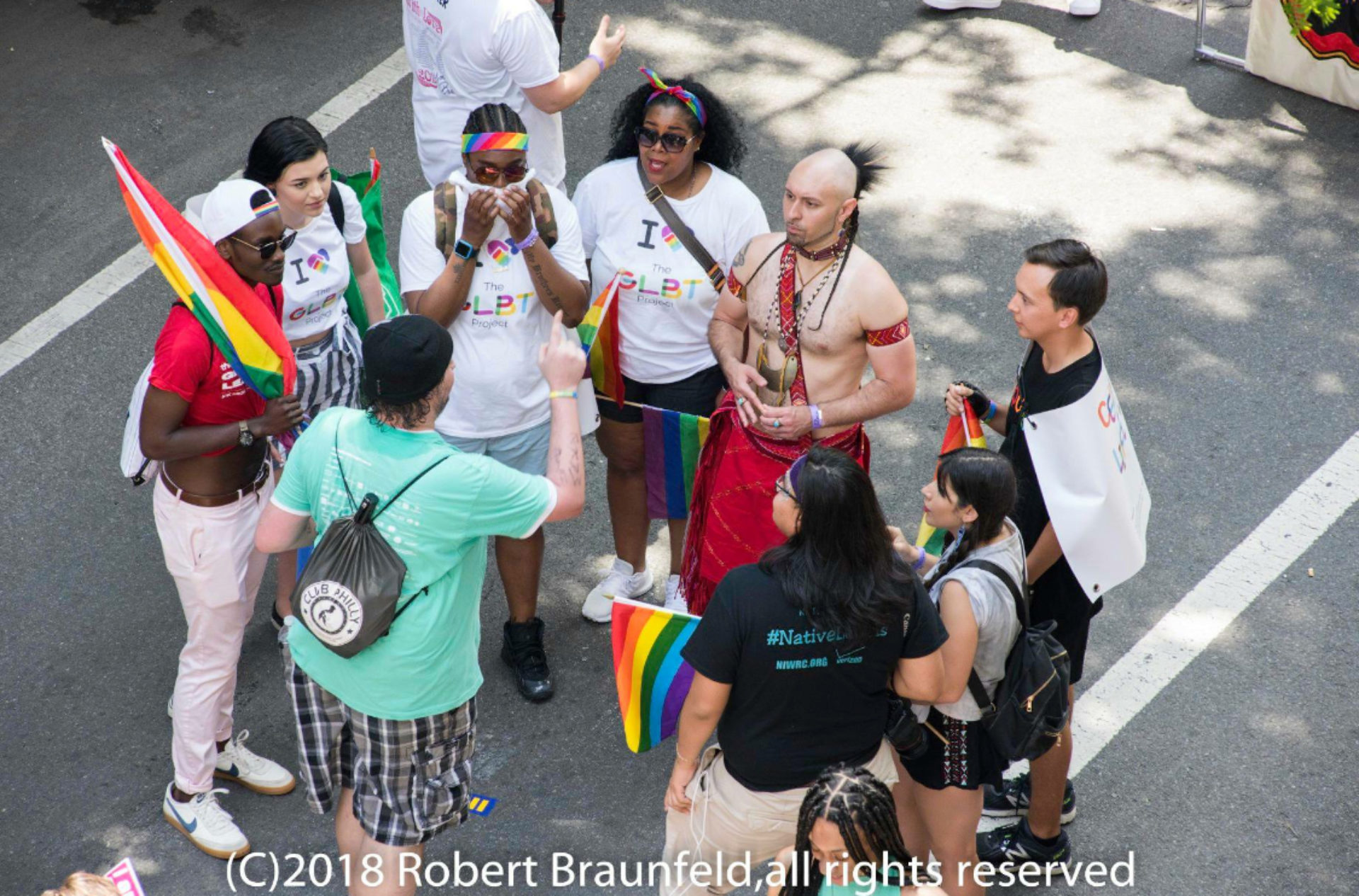 The GLBT Project