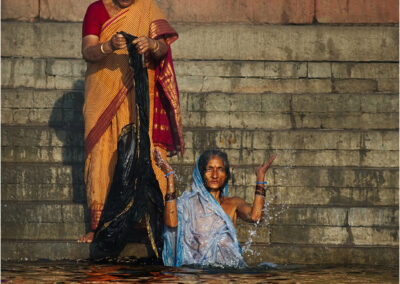 Taken in Varanasi,India on the river Ganges