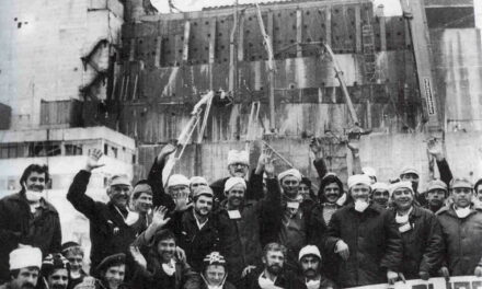 The Chernobyl liquidators lost part of their compensation and sued the goverment