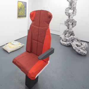 All or nothing - group show at LUNGLEY Gallery