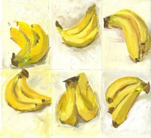 bananas_study_in_acrylics
