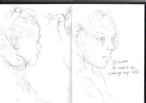 Sketch_of_Dionne_in_train_from_London_M_Dorn