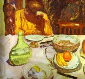 carafe-marthe-bonnard-with-her-dog-1915