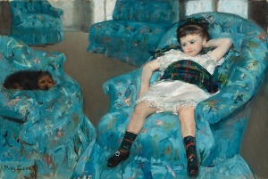 Mary_Cassatt_Little_girl_in_a_blue_armchair_1878_oil_on_canvas