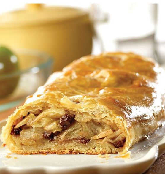 Apple Struddle Dough