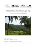 Vanastree-Spatial-Analysis-of-Plant-Diversity-in-Forest-Home-Gardens-of-Western-Ghats-India-English