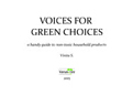 Vanastree-Voices-For-Green-Choices