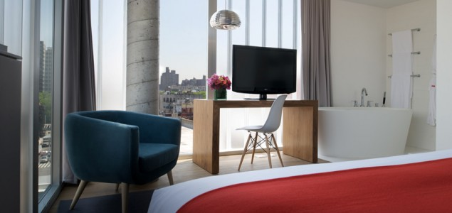 Stay at the relaxing Nolitan Hotel during your New York break