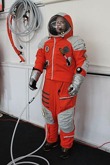 Spacesuit IVA