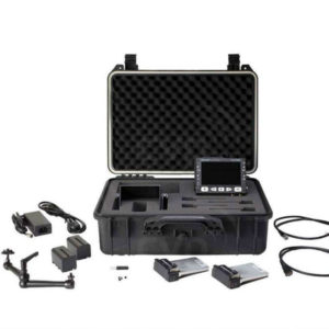 The Sound Devices PIX 240i Portable Video Recorder and Monitor Kit