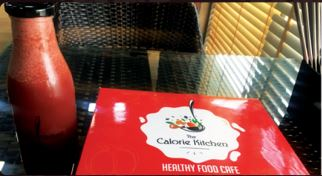 Corporate Healthy Meal Box