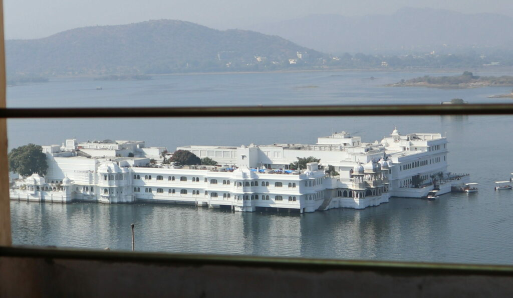 Lake Pichola - Lake Palace Udaipur