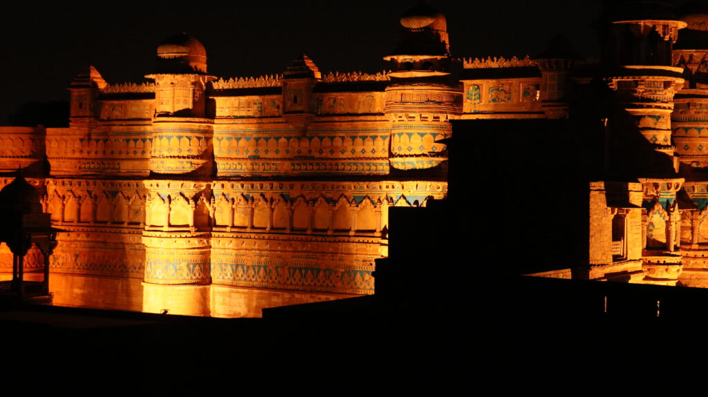Gwalior Fort Light and Sound Show