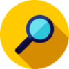 icon about observation