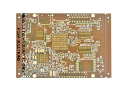 HDI Board- Heneng Technology - PCB.116